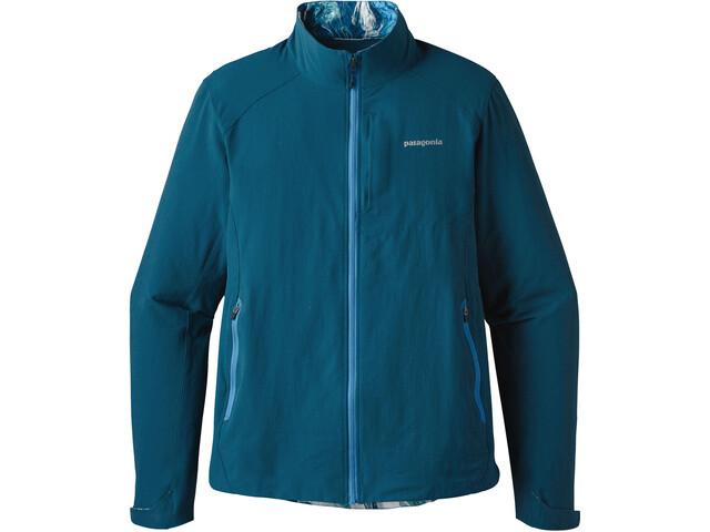 Patagonia Dirt Craft Jacket Dame big sur blue